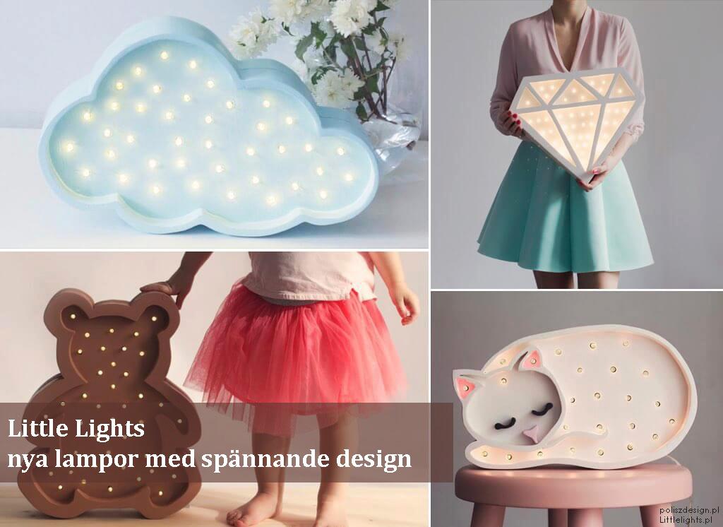 Lampor från Little Lights